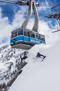 On The Snow Ski Test in Snowbird Utah. March 6-8, 2014.